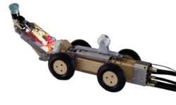 HF200 Fraesroboter
